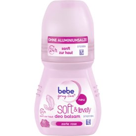 Bebe Deo Roll On Soft & Lovely Deo Balsam