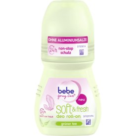 Bebe Deo Roll On Soft Fresh