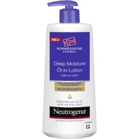 Neutrogena Körperlotion Deep Moisture Öl-In