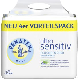 Penaten Baby Ultra Sensitive Feuchttücher