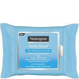 Neutrogena Hydro Boost Reinigungstücher