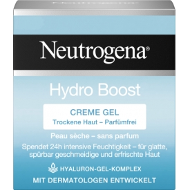 Neutrogena Tagespflege Hydro Boost Creme Gel