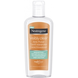 Neutrogena Visibly Clear sanft Klärendes Gesichtswasser