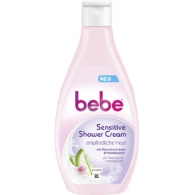 Bebe Soft Shower Cream Cremedusche trockene Haut