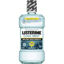 Listerine  Cool Mint Mild