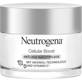 Neutrogena Cellular Boost Nachtpflege Cellular Boost