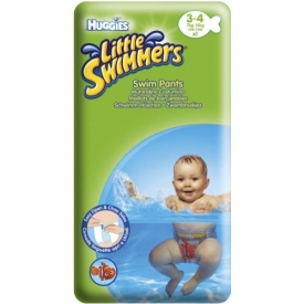 Huggies  Little Swimmer Gr. 3-4