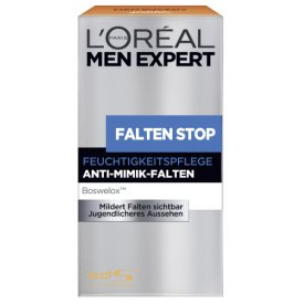 L`Oreal Paris For Men Expert Falten Stop Gesichtscreme