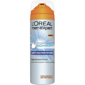 L`Oreal Rasierschaum Men Expert Anti-Hautirritation