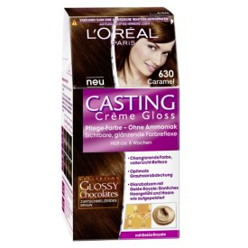 L`Oreal Casting Creme Glossy chocolate 630