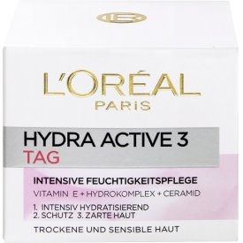 L`Oreal Paris Tagespflege Dermo Expertise Hydra Active 3