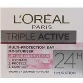 L`Oreal Paris Tagescreme Dreifach Aktiv Sensitiv