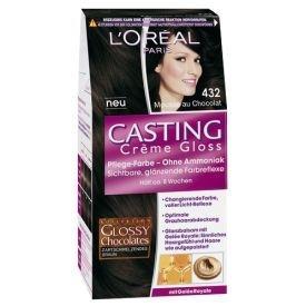Casting Dauerhafte Haarfarbe  Creme Gloss Rich Espresso 432