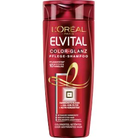 L`Oreal Paris Shampoo Elvital Color-Glanz Pflege
