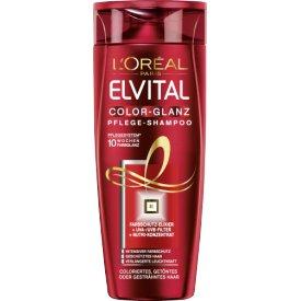 L`Oreal Shampoo Elvital Color-Glanz Pflege