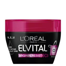 L`Oreal Elvital Arganin Resist X3 Anti Haarverlust Kur Sofort Kräftigungswunder