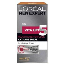 L`Oreal For Men  Expert Vita Lift 5 Anti-Age Total