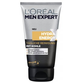 L`Oreal For Men Expert Hydra Energy Xtreme Reinigungsgel mit Kohle