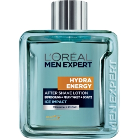 L`Oreal Men Expert Rasurpflege Hydra Energy After Shave Lotion Ice Impact