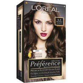 L`Oreal Paris Excellence Coloration Goldbraun 4.3