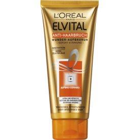 L`Oreal Paris Haarkur ELVITAL Anti Haarbruch Wunder Aufbaukur