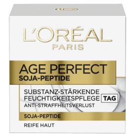 L`Oreal Paris Tagespflege Age Perfect Soja Substanz-Strkende