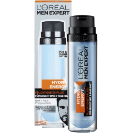 L`Oreal Paris For Men Expert Hydra Energy Fluid für den Bart