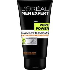 L`Oreal Men Expert Pure Power Tägliche Kohle-Reinigung Waschgel