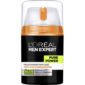 L`Oreal Paris Men Expert Pure Power Tagespflege