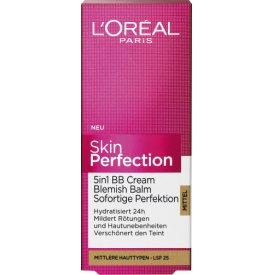 L`Oreal Skin Perfection Mittel BB Cream