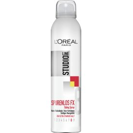L`Oreal Paris Haarspray Styling Spray Studio Line Spurenlos FX  ultra starker Halt