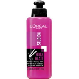 L`Oreal Paris Haarpflege Studio Line Hot  & Glatt Thermo Glättungs Balm