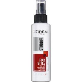 L`Oreal Paris Haarspray Fixierlack Studio Line Fix & Style Ultra Stark