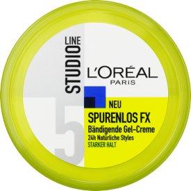 L`Oreal Paris Haargel Bändigende Creme Studio Line Spurenlos FX
