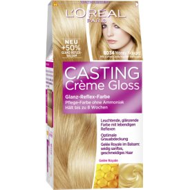 Casting Haarfarbe Creme Gloss 8034 Honey Nougat