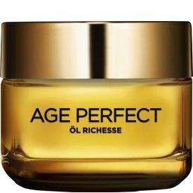 L`Oreal Spezialpflege Age Perfect Öl Richesse Öl Creme