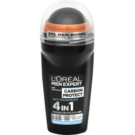 L`Oreal Paris Deo Roll-On  Men Expert  Carbon Protect