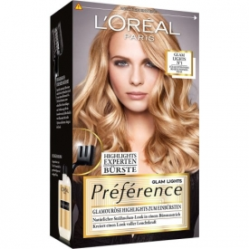 L`Oreal Haarfarbe Preference Glam Coloration No1 Highlight