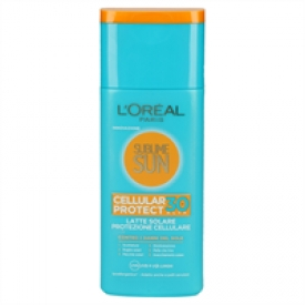 L`Oreal Sonnenmilch Sublime Cellular&Protect LSF30
