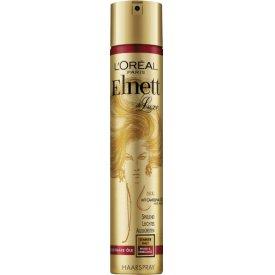 L`Oreal Paris Elnett Haarspray Precious Oils Farbglanz Camelina