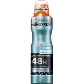 L`Oreal Men Expert Deo Spray Cool Power