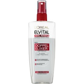 L`Oreal Paris Elvital Repair Spray Pump Total Repair 5 Double Elixer