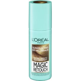 L`Oreal Paris Magic Retouch Ansatzspray Dunkelblond bis Hellbraun