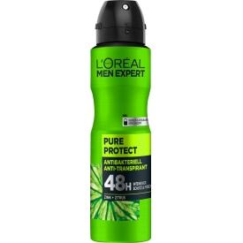L'ORÉAL Men Expert Deospray Pure Protect