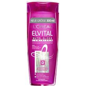 Elvital Shampoo NutriGloss Luminizer