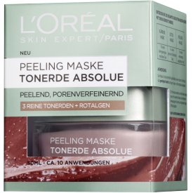 L`Oreal Skin Expert Tonerde Absolue Peeling Maske