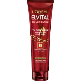 L`Oreal Paris Elvital Leave In Day Cream Color Shine