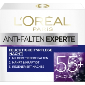 L`Oreal Anti-Falten-Experte 55+ Nachtpflege