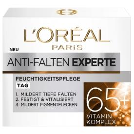 L`Oreal Paris Tagespflege Anti-Falten-Experte 65+