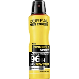 L`Oreal Paris Men Expert Deo Spray Invincible Sport